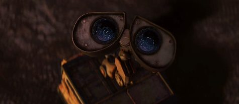 WALL-E's Symbolized Messages