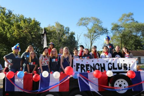 Say Oui To French Club!