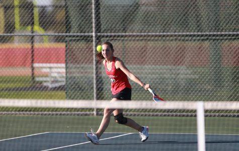 Girls Tennis Player On The Rise Eli Rasborschek- October 2019