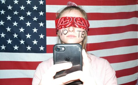 The Red, White, and Social Media?