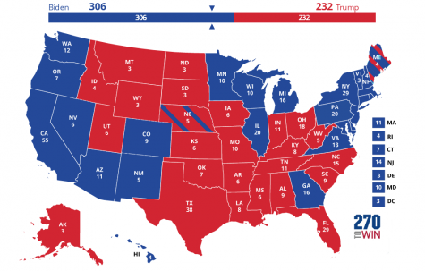 The Electoral College Map of 2020